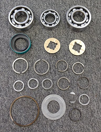 New 4 Speed BEARING, GASKET & SEAL REBUILD KIT 1964-65 A/B/C-BODY (Main Seal 4 Transmission Speed)