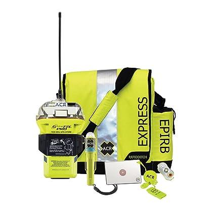 Amazon.com: ACR GlobalFix PRO EPIRB Survival Kit (ACR-2257.2 ...