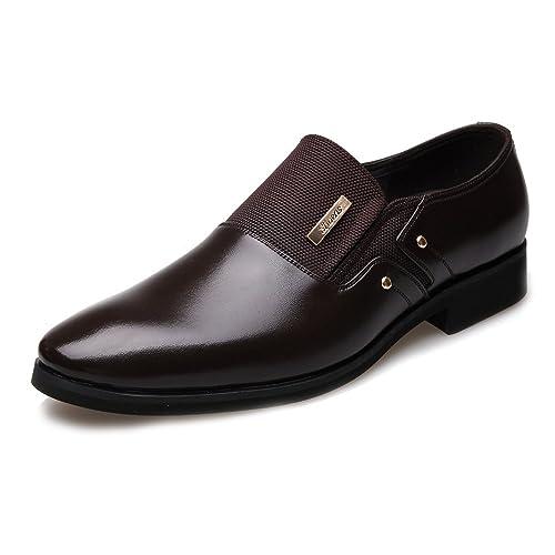 Y Para Trabajo Hombres Zapatos Clásicos De Informales Informal xqZZ6w