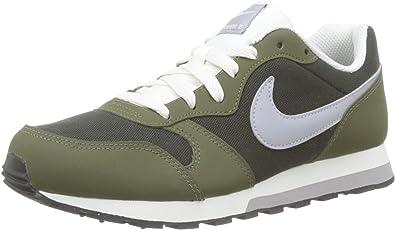 bajo precio materiales de alta calidad en venta Nike 807316 301, Zapatillas de Deporte para Mujer, Multicolor (Blanco 000),  36 EU: Amazon.es: Zapatos y complementos