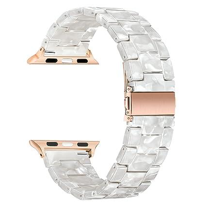 Amazon.com: Correa TRUMiRR compatible con Apple Watch de ...