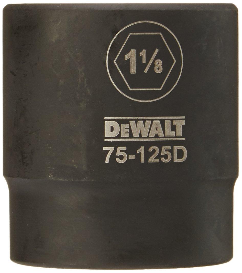 DEWALT DWMT73937B 1//2 Drive Socket Deep Impact 6 PT 11//16