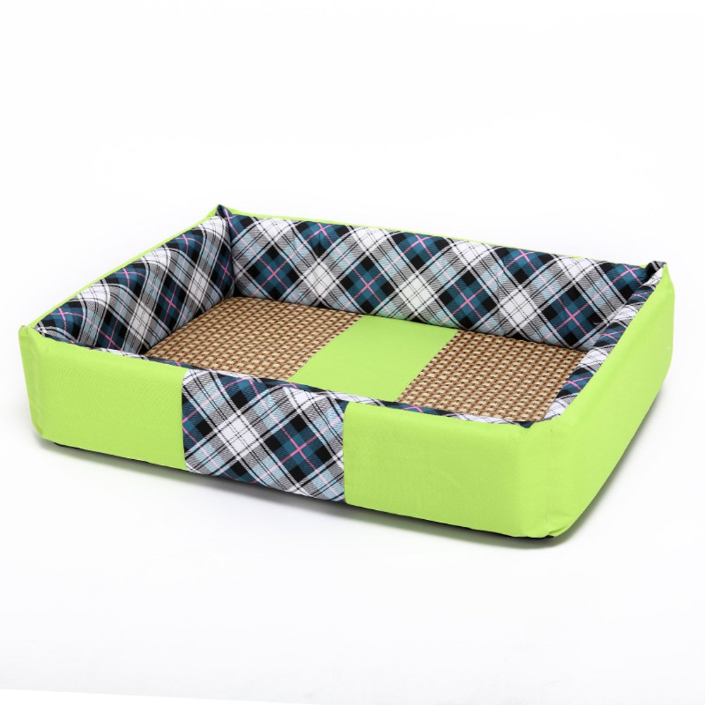 Wangs Kennel mat Removable nest cat and dog pet-A 71x57cm(28x22inch)