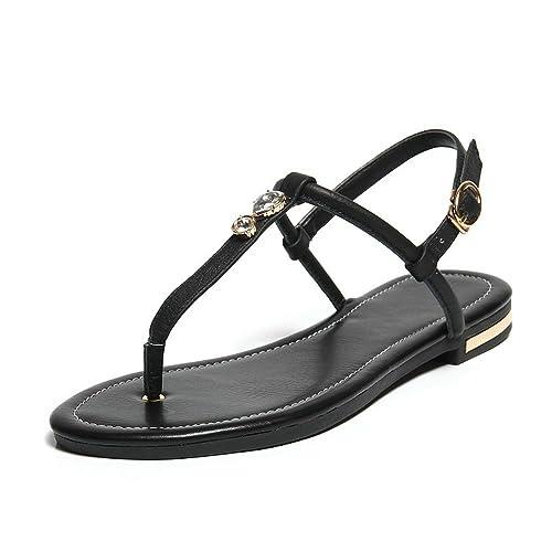 Sandales 45 Lates Anmengxinlingyige X8 Femme Ygbfy76v