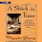 A Stitch in Time: A Needlecraft Mystery | Monica Ferris