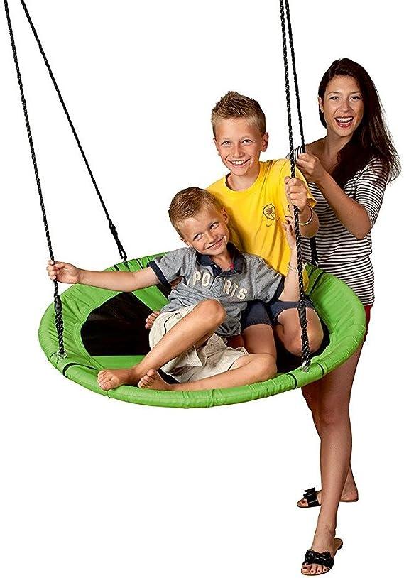 Happy People Nestschaukel 90 cm Tellerschaukel Kinderschaukel Rundschaukel