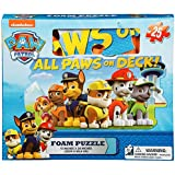 Gift Item Paw Patrol Foam 25 Piece Floor Puzzle by Cardinal Piece, Multicolor