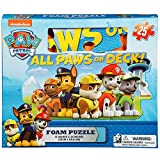 Paw Patrol Foam 25 Piece Floor Puzzle by Cardinal