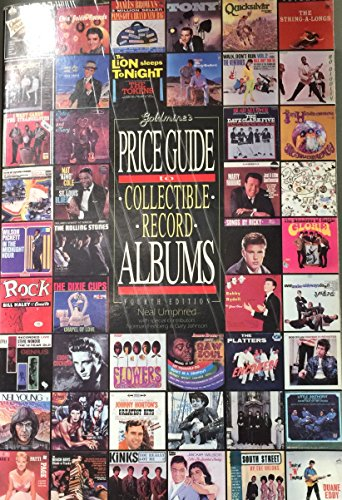 Goldmine's Price Guide to Collectible Record Albums by Brand: Krause Pubns Inc