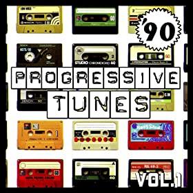 Progressive tunes 39 90 vol 1 various artists for 90s house tunes