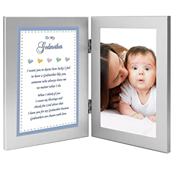Amazon.com : Godson to Godmother Gift \