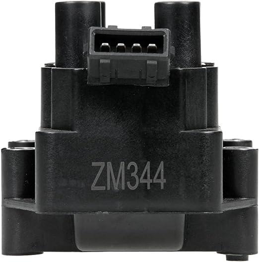 Zm344 Zündspule Zündtrafo Zündblock Zündmodul Spule Auto
