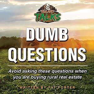 Dumb Questions Audiobook