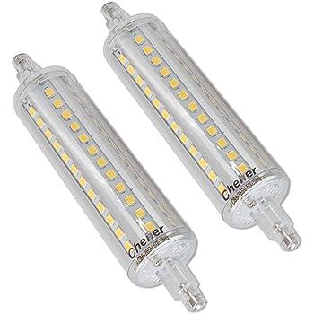 Rowrun r7s led 118mm 15w j type bulb cool white 6000k for R7s 150w led