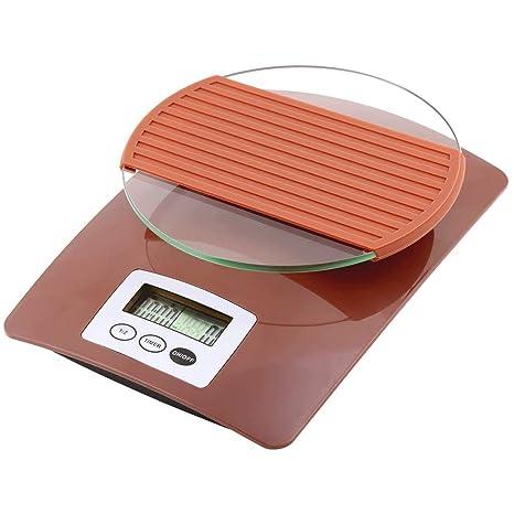 Amazon.com: MZP Báscula de cocina digital, precisión de 0.00 ...