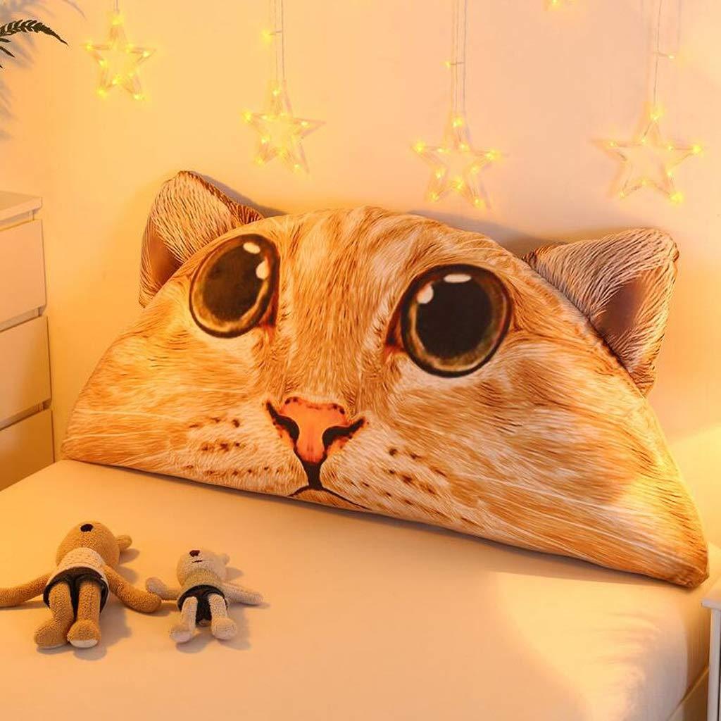 漫画のベッドクッションかわいい子供の枕ベッドバッククッション枕ソフトバッグ大背もたれ JSSFQK (Color : C, Size : 180*75cm) B07SMZYZZH C 180*75cm