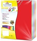 Eurocolors EC0077 Paquete con 500 Hojas