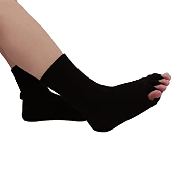 2 x Separador Calcetines contra Hallux Valgus, terapia y Relajación de los pies para hombre, mujer y niños Varios Colores: Amazon.es: Salud y cuidado ...