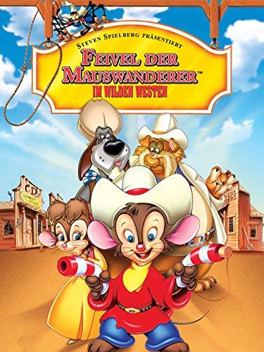 Feivel der Mauswanderer: Im Wilden Westen Film