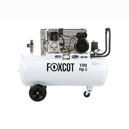 Compresor 100 litri Foxcot FL100
