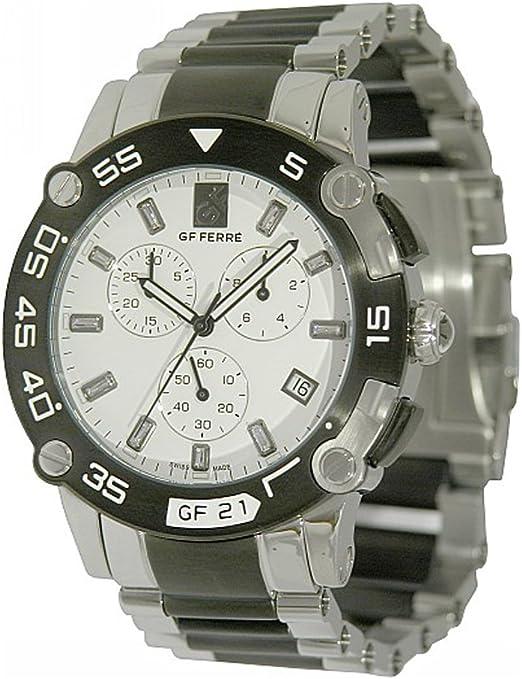 Ferre GF 9002J11M Montre Homme Quartz Chronographe