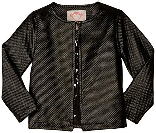 Price comparison product image Appaman Kids Girls' Stagg Jacket (Little Big Kids), Black, 2 Toddler