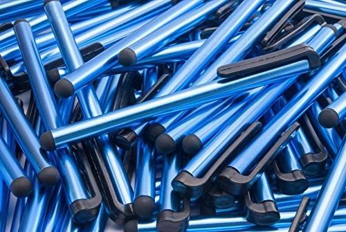 Price comparison product image 100pcs Smart Phone/ Smart Tablet Dark Blue Stylus Pen