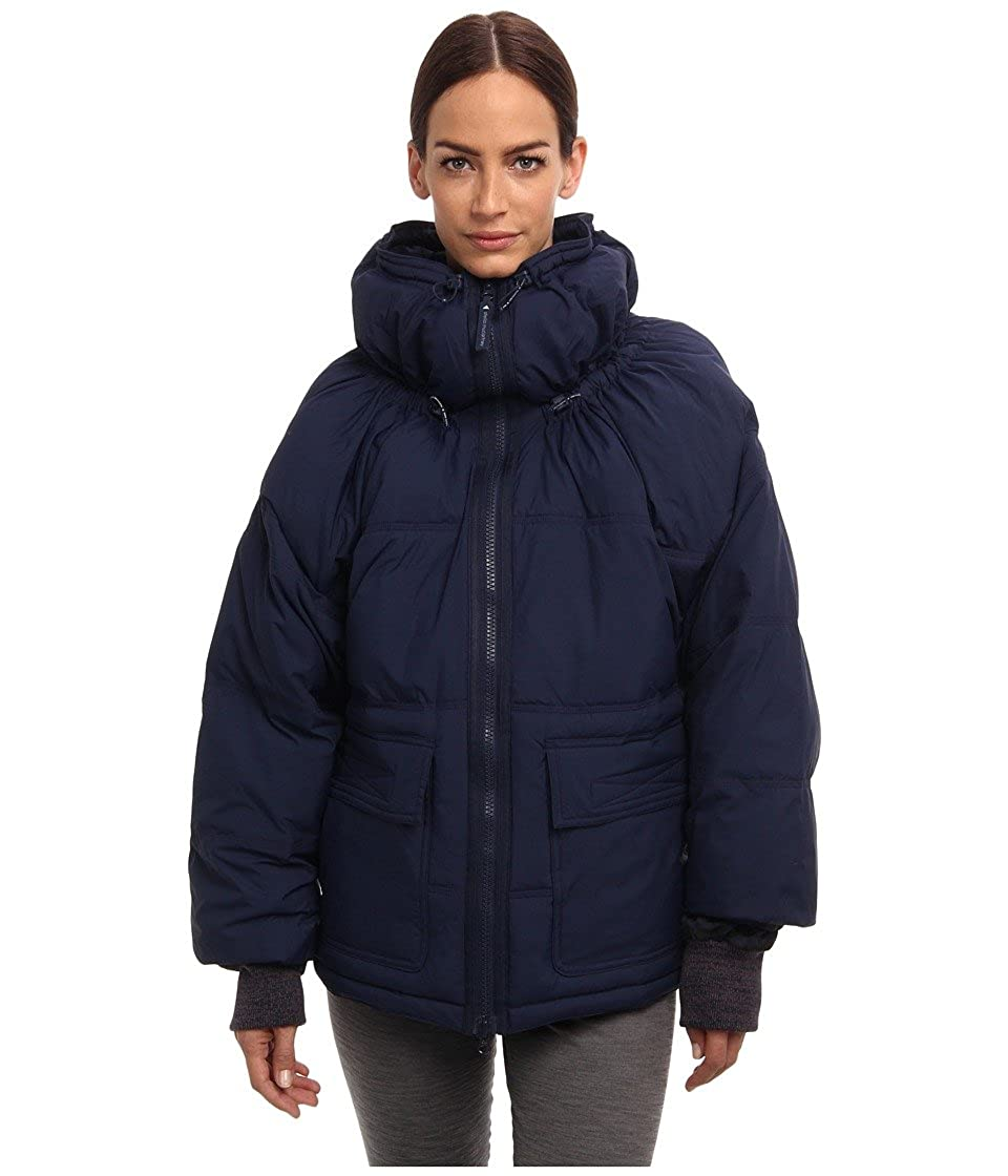 91d28d466 Adidas by Stella McCartney Women's Wintersport Puffer Jacket, Indigo,  X-Small: Amazon.ca: Clothing & Accessories