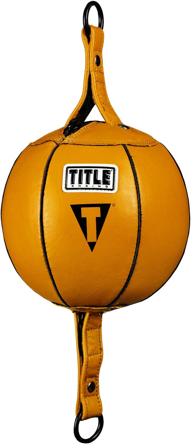 Title Boxing Double End Bag