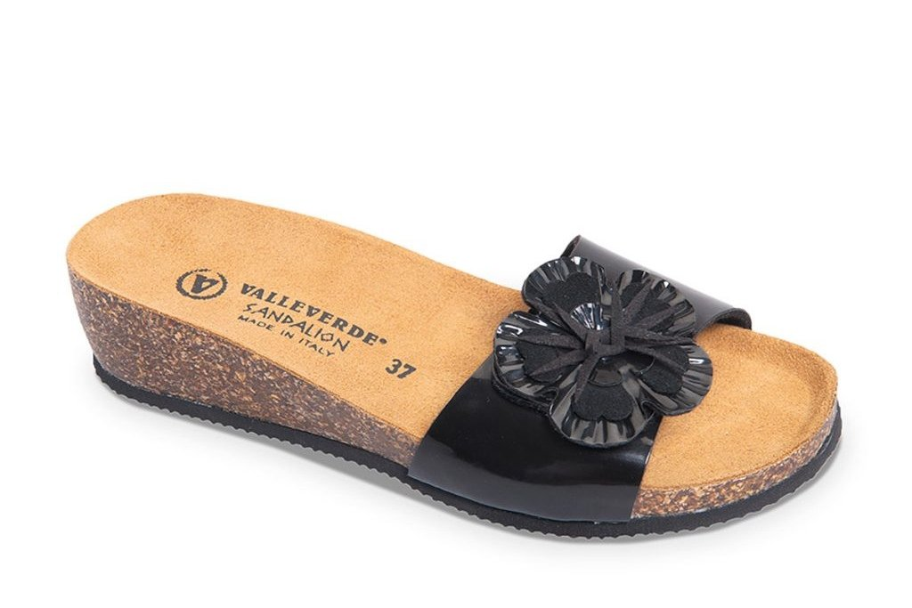 Valleverde Zapatillas Para Mujer 41 EU|Negro En línea Obtenga la mejor oferta barata de descuento más grande