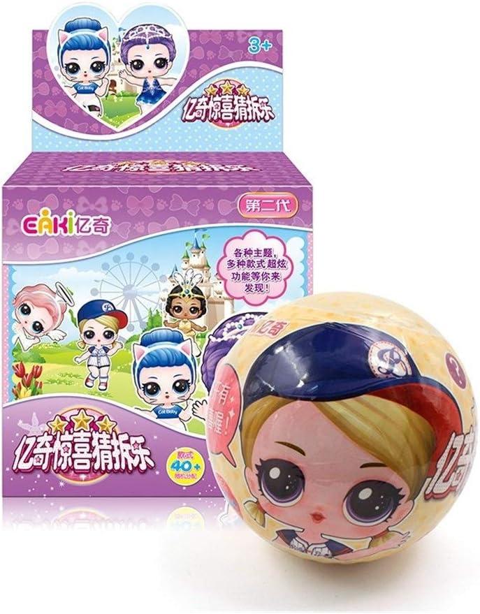JSNRY Überraschung Puppe LOL Kinder Puzzles Spielzeug for Kinder Lustige DIY Spielzeug Prinzessin Puppe Original Kasten Multi Models Schön und praktisch ( Color : N CCH ) N Ccd 11