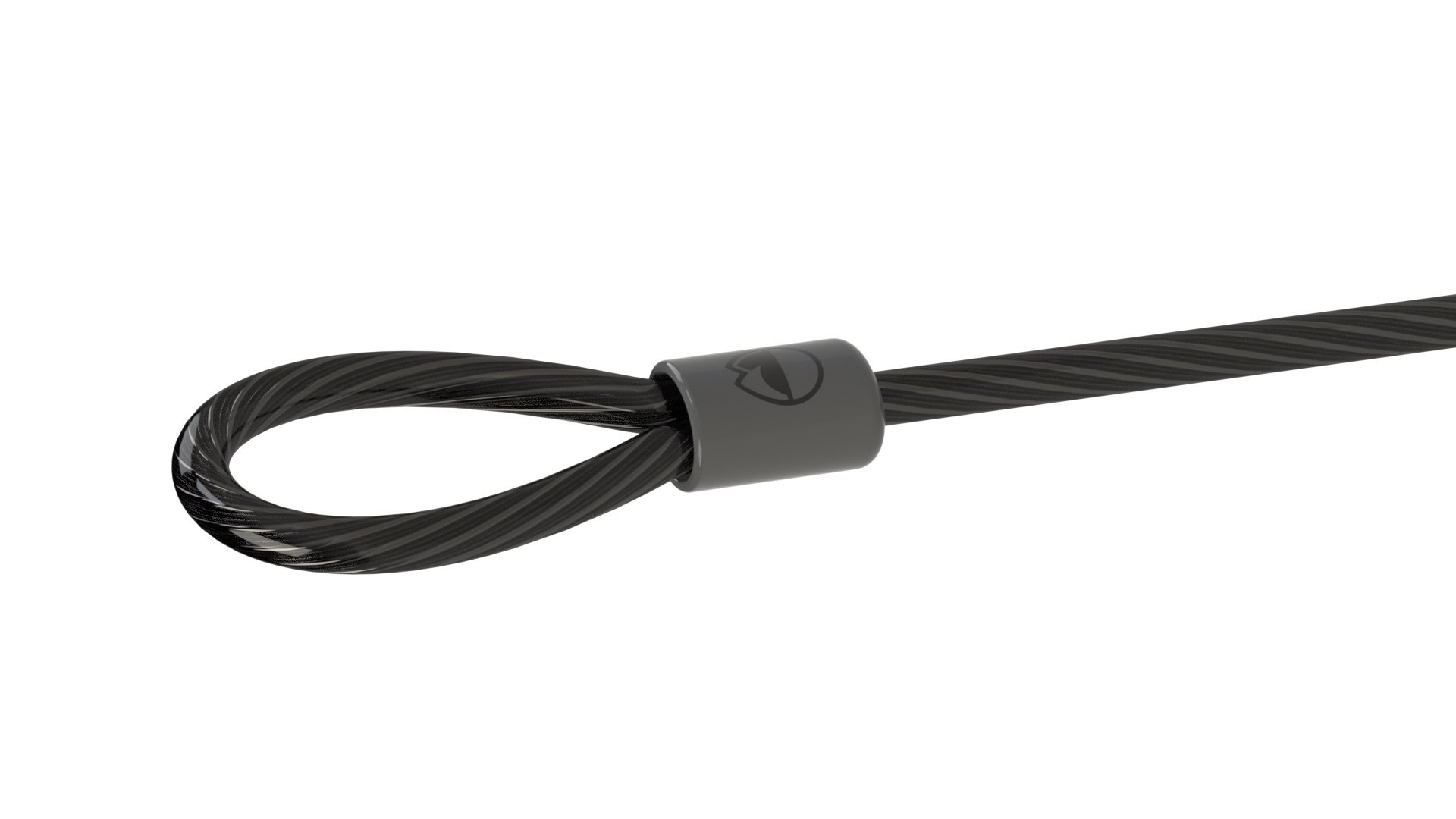 RockyMounts SteelBraid 25 Foot Cable Lock