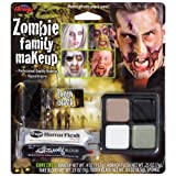 Best Zombie Makeups - Zombie Family Makeup Kit - Perfect For Halloween Review