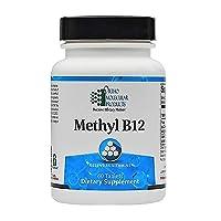 Ortho Molecular - Methyl B12 - 60 Tablets