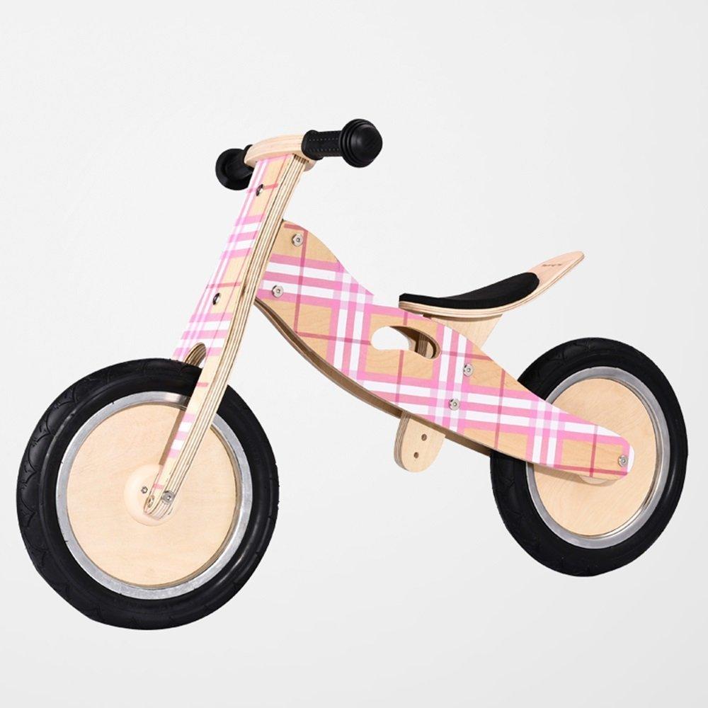 tienda de venta DACHUI Equilibrio de de de niño de madera, coches de bebé caminando Scooter, madera Diapositiva, bicicleta infantil (Color : Rosa)  están haciendo actividades de descuento