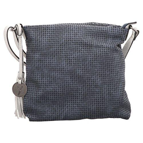 Suri Frey Top Zip Crossbody Bag Izzy blu