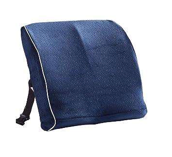 Lumbar Support Seat Cushion Memory Foam Chair Cojín para Home Office Cojín de Asiento de Coche