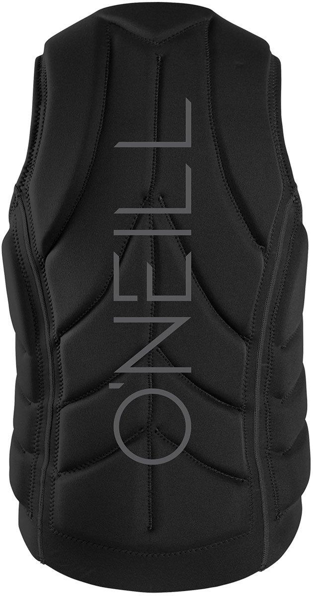 2017 ONeill Slasher Comp Impact Vest BLACK 4917EU