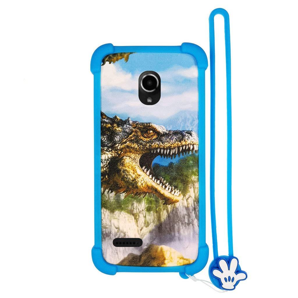 Funda para Selecline Smartphone 865064 Ecran 4 Pouces Funda ...
