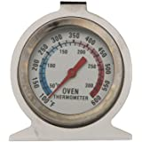 Stainless Steel Kitchen Cooking Oven Thermometer