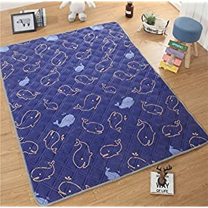 61QC7ztFXHL._SS300_ Whale Area Rugs & Whale Runners