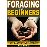 Foraging for Beginners: Secrets of Foraging Wild Edible Plants That Will Save Your Life When SHTF (English Edition)