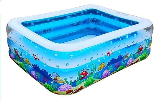 Bañera hinchable Mizii piscina bebé bañera (0 – 4 años de edad 1,4 ...