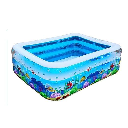 Bañera hinchable Mizii piscina bebé bañera (0 - 4 años de edad 1,4 ...