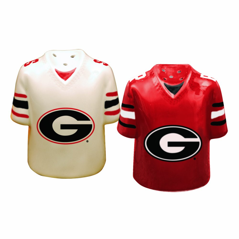 The Memory Company Georgia Gameday Salt and Pepper Shaker