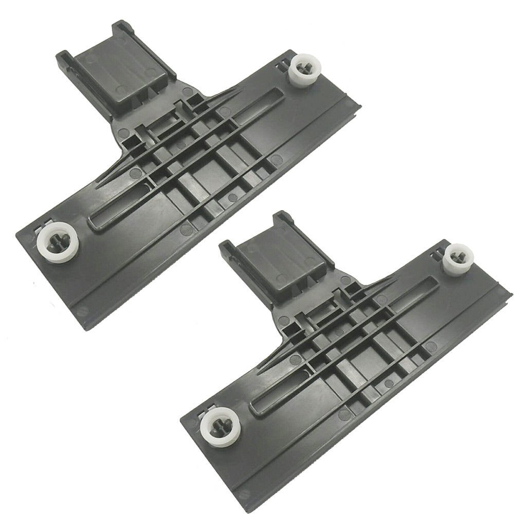 iMeshbean Set of 2 W10350376 Dishwasher Upper Rack Adjuster Replacement for Whirlpool Kenmore Kitchenaid Kenmore USA
