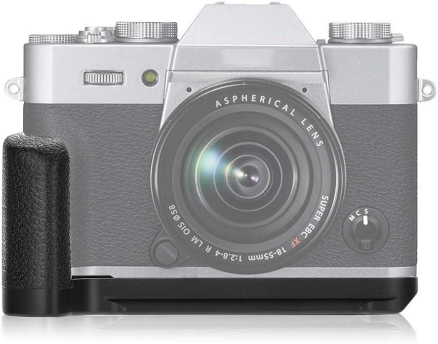 20 EBTOOLS Meike MK XT20G Metall Anti-Shake Handheld L Form Halterung Griff Kamera Halter f/ür Fuji X-T10