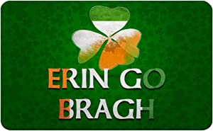 Makoroni - ERIN GO BRAGH Ireland Irish Des#4 Refrigerator Wall Magnet 2x3 inc