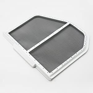 Compatible Lint Screen Filter for Maytag MEDX500XW0, Maytag MEDE300VW1, GGW9250PW3, Part Number 1206293 Dryer