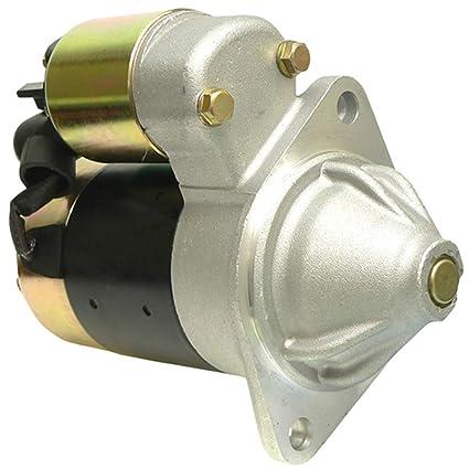 DB tetera shi0108 Starter para John Deere Yanmar 322 330 332 415 ...